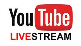 YouTube Live MVJAC